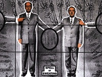 Gilbert and George, Spell of Sweating